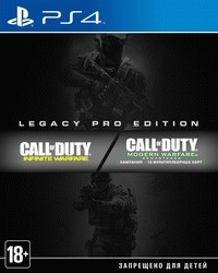 Call of Duty: Infinite Warfare Legacy Pro Edition [PS4]