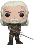 Фигурка Funko POP Games: The Witcher – Geralt (9,5 см)