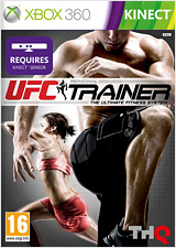 UFC Personal Trainer: The Ultimate Fitness System (только для Kinect) [Xbox 360]
