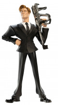 Фигурка Men In Black International: Agent H Mini Epics (18,5 см)