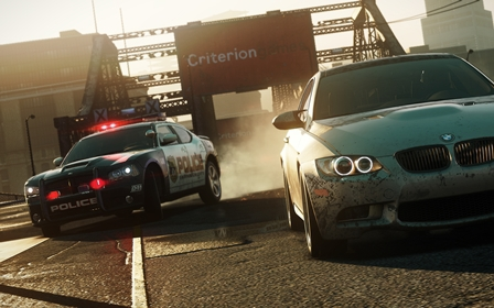 �������� �� ���� Need for Speed: Most Wanted. Limited Edition