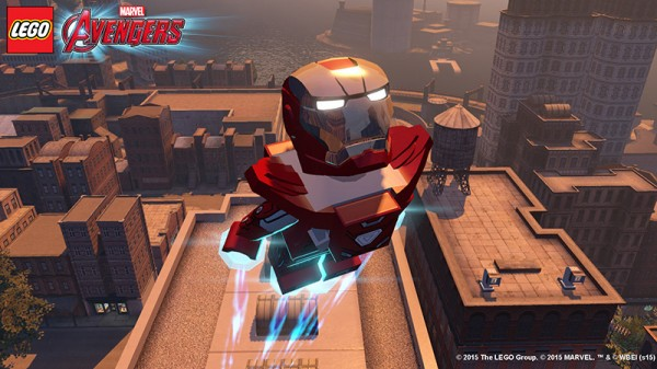 LEGO Marvel Мстители (Avengers) [PC-Jewel]