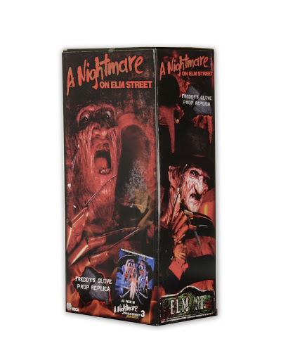 Копия перчатки Nightmare On Elm Street 3 Dream Warriors. Freddy Glove