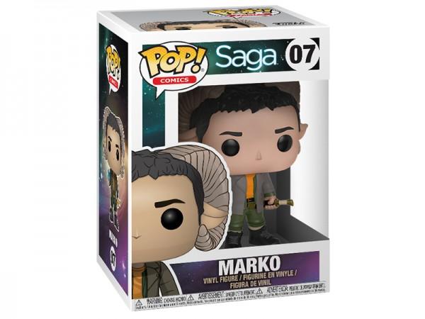 Marko with Sword SAGA Funko Pop!