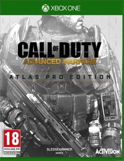 Call of Duty: Advanced Warfare. Atlas Pro Edition [Xbox One]