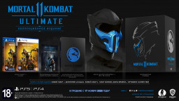 Mortal Kombat 11 Ultimate. Kollector's Edition [PS4]