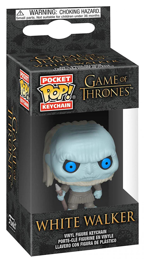 Брелок Funko POP: Game Of Thrones – White Walker
