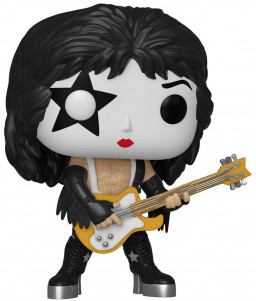 Фигурка Funko POP Music: KISS – The Starchild (9,5 см)