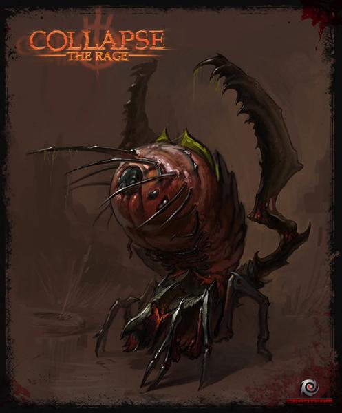 Collapse ярость для любителей этой игры.