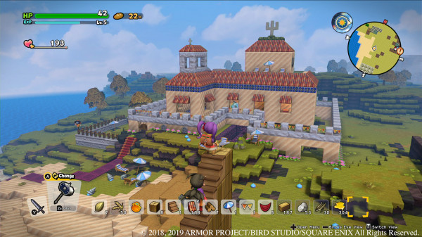 Dragon Quest Builders 2 [Switch]
