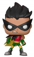 Фигурка Funko POP Television: Teen Titans Go! Night Begins To Shine – Robin (9,5 см)