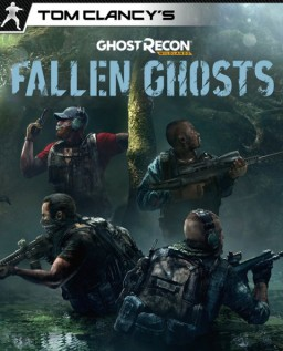 Tom Clancy's Ghost Recon: Wildlands. Fallen Ghost. Дополнение
