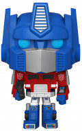 Фигурка Funko POP Retro Toys: Transformers – Optimus Prime (9,5 см)