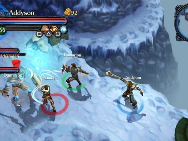 Dungeon Hunter: Alliance [PS Vita]