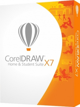 CorelDRAW Home & Student Suite X7 (русская версия)
