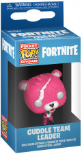 Брелок Funko POP Games: Fortnite – Cuddle Team Leader