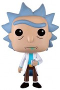 Фигурка Rick And Morty Funko POP Animation: Rick (9,5 см)