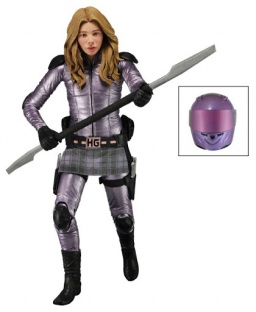 Фигурка Kick-Ass 2 Series 2 Hit Girl Unmasked (18 см)