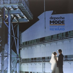 Depeche Mode. Some Great Reward (LP)