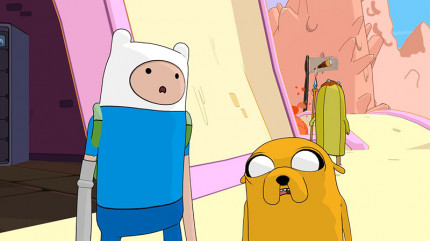 Adventure Time: Pirates of Enchiridion [PS4]