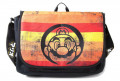 Сумка Nintendo: Super Mario Retro Striped Messenger Bag