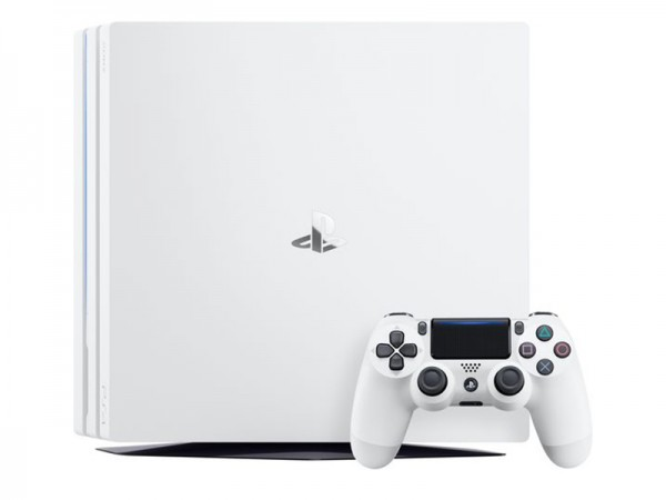 Sony PlayStation 4 Pro (1Tb) White (CUH-7108В)