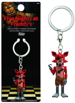 Брелок Five Nights At Freddy's: Foxy