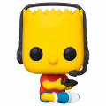 Фигурка Funko POP Television: The Simpsons – Gamer Bart