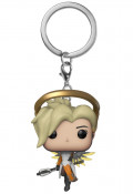 Брелок Funko POP: Overwatch – Mercy