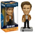 Фигурка Wacky Wobbler. Doctor Who. Elevent Doctor