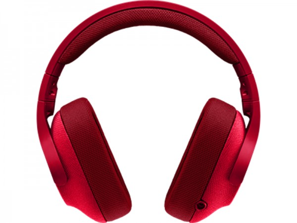 Гарнитура Logitech Headset G433 Gaming Retail проводная игровая Fire Red для PC