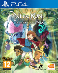 Ni no Kuni: Гнев Белой ведьмы. Remastered [PS4]
