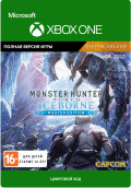 Monster Hunter World: Iceborne. Master Edition Deluxe [Xbox One, Цифровая версия]