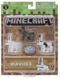 Набор фигурок Minecraft: Chase Bunnies (3-Pack)