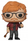Фигурка Funko POP Rocks: Ed Sheeran (9,5 см)