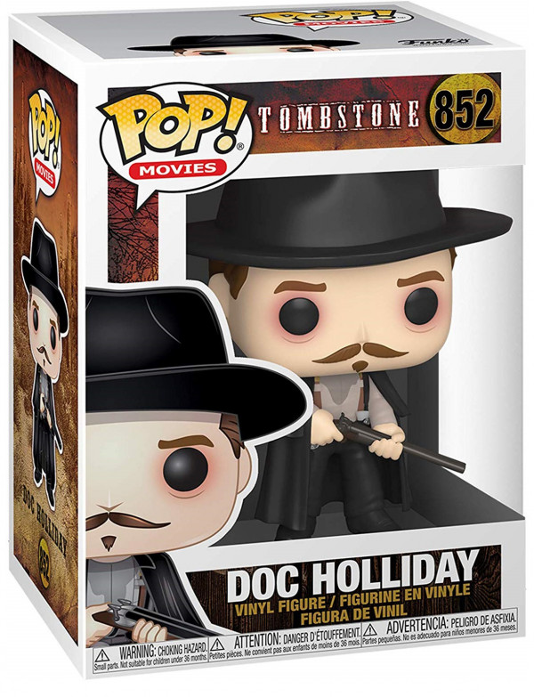 Фигурка Funko POP Movies: Tombstone – Doc Holliday (9,5 см)