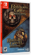 Baldur's Gate: Enhanced Edition и Baldur's Gate II: Enhanced Edition [Switch]