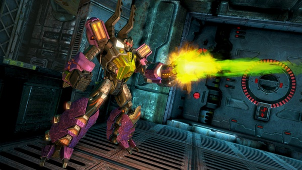 Transformers: Rise of the Dark Spark [Xbox One]