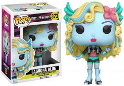 Фигурка Funko POP: Monster High – Lagoona Blue (9,5 см)