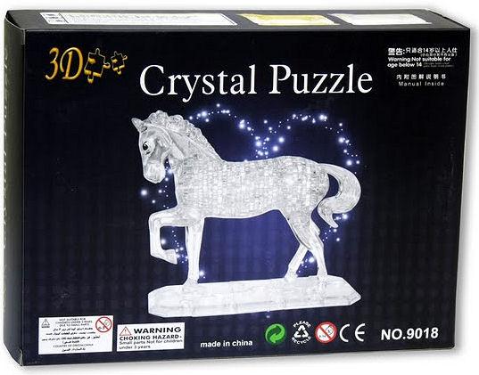3д пазлы кристалл инструкция