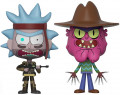 Фигурка Funko Vynl: Rick And Morty – Seal Team Rick + Scary Terry (2-Pack)