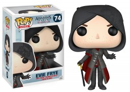 Фигурка Funko POP Games: Assassin's Creed Syndicate – Evie Frye (9,5 см)
