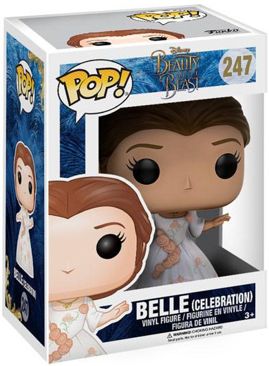 Фигурка Funko POP: Disney Beauty And The Beast – Celebration Belle (9,5 см)