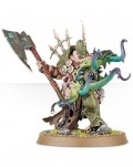Warhammer. Миниатюра Nurgle Rotbringers Gutrot Spume