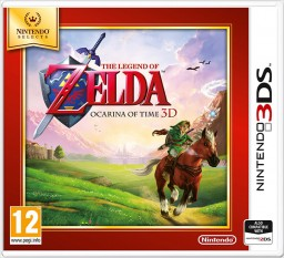 The Legend of Zelda: Ocarina of Time 3D  (Nintendo Select) [3DS]