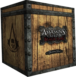 Assassin's Creed IV. Черный флаг. Buccaneer Edition [Xbox 360]