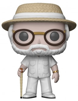 Фигурка Funko POP Movies: Jurassic Park – John Hammond (9,5 см)