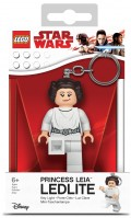 Брелок-фонарик LEGO Star Wars: Princess Leia
