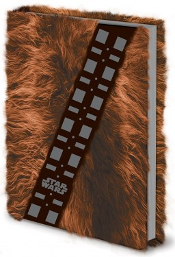 Блокнот Star Wars: Chewbacca Fur