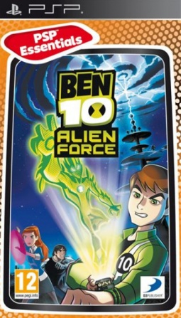 Ben 10: Alien Force (Essentials) [PSP]